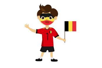 De vijf meest getalenteerde Belgische voetballers