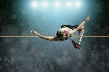 Strijden om medailles tijdens het IAAF WK Atletiek 2017
