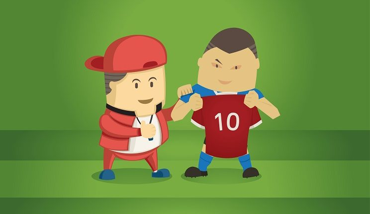 voetball transfert