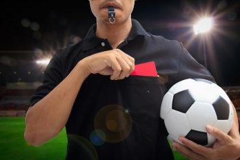 Top 10 voetballers die nooit een rode kaart kregen