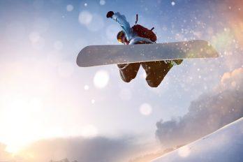 Wereldkampioenschap snowboarden vanuit Beijing