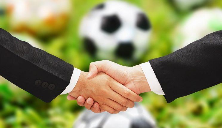 football brand partnerships