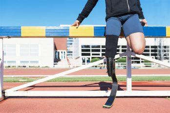 De Paralympics: sporten als het vuur al uit is