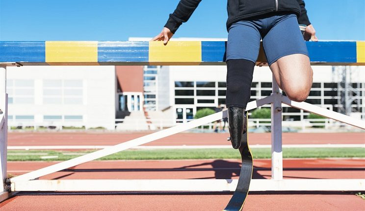 De Paralympics - sporten als het vuur al uit is