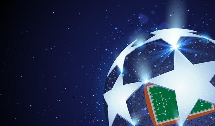 Een Champions League finale halverwege het toernooi