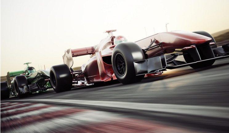 Formule 1 seizoen weer losgebarsten