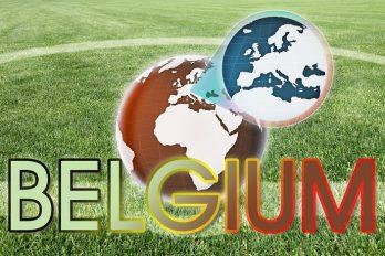 België in de top drie van de FIFA-ranking