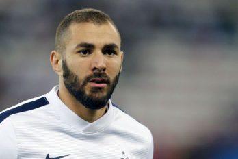 Karim Benzema; grootste afwezige op het WK 2018