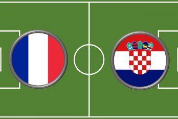 Kroatië door naar finale WK 2018