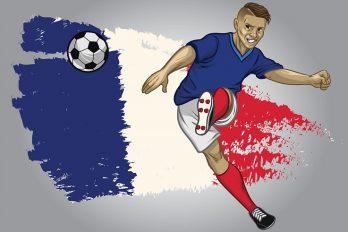 Frankrijk verdient tweede ster