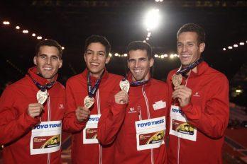 Belgium Tornado's winnen goud!