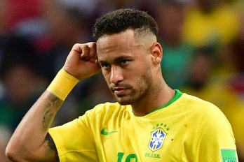 Brazilië teleurgesteld in Neymar