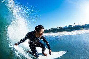 Surfen wordt de officiële sport van de staat Californië