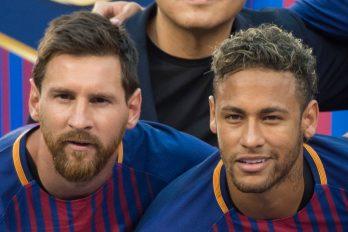 Lionel Messi wil Neymar terug