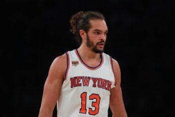 Basketbal: Joakim Noah terug op de vloer