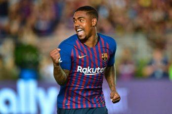 Barcelona twee weken zonder Malcom