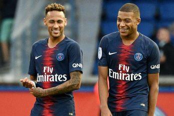 Nemen Neymar en Mbappe afscheid van PSG?
